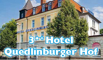 3* superior Hotel Quedlinburger Hof