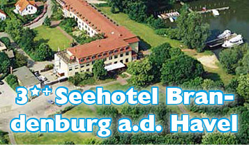 3* superior Seehotel Brandenburg a.d. Havel